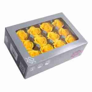 Rosa Mini Amarilla