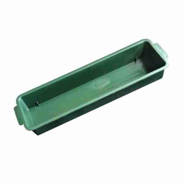 Bandeja rectangular 1/2 esponja