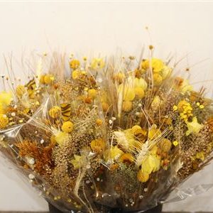Bouquet Fantasia Yellow