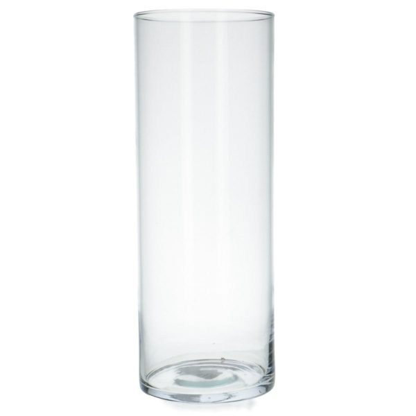 Cilindro de cristal 30*10cm