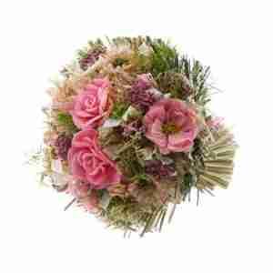 Bouquet rosa claro