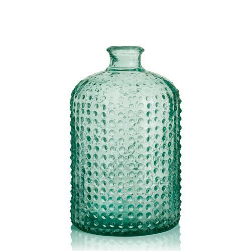 Botella Primavera rayada pequeña
