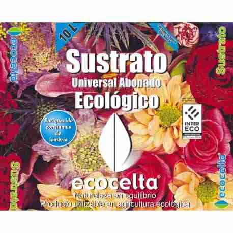 Sustrato universal eco 10L